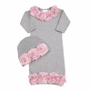 Bundle of Love Rose Garden Gown Set