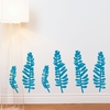 Bunke in Blue Wall Decal