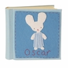 Bunny Boy Felt Applique Personalized Photo Album