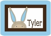Bunny Boy Personalized Puzzle