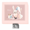 Bunny Business Night Light