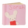 Bunny Girl Felt Applique Personalized Photo Album
