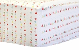 Bunting Party Crib Sheet $(+48.00)