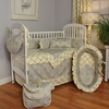 Burst Sterling Crib Bedding