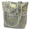 Burst Sterling Tote Diaper Bag