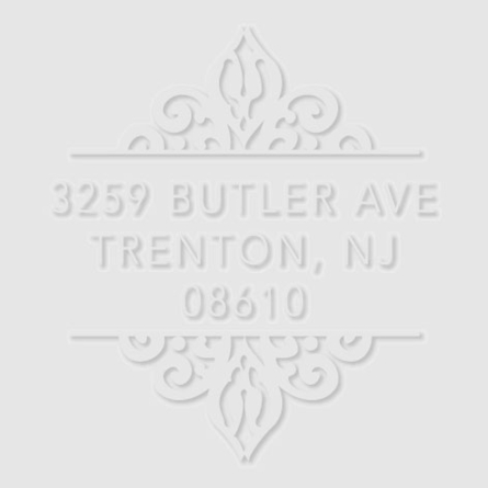 Butler Personalized Embosser