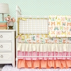 Buttercup Crib Bedding Set