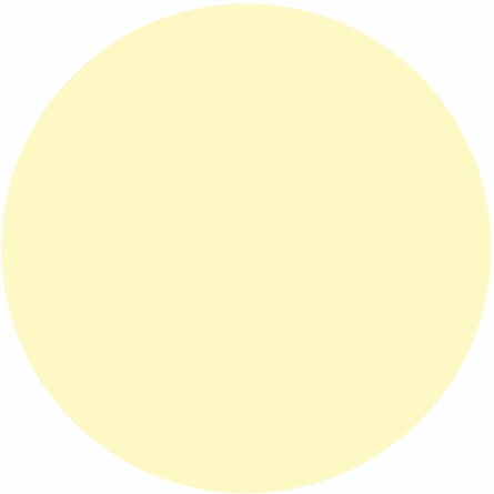 Buttercup Yellow Baby Dot Wall Decals