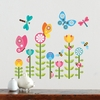 Butterflies Fabric Wall Decal