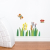 On Sale Butterflies in the Grass Wall Decal