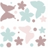 Butterflies Peel & Stick Wall Decals