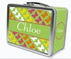 Butterflies Personalized Lunch Box