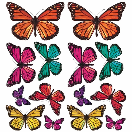 Butterflies Wall Charms