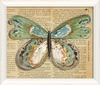 Butterfly 4 Framed Wall Art
