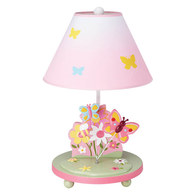 Butterfly Buddies Table Lamp Rosenberryrooms Com