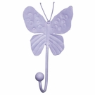 Butterfly Hook in Lavender