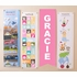 Butterfly Kisses Growth Chart