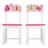 Butterfly Pink Extra Chairs - Set of 2