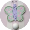 Butterfly Wall Peg - Set of Two