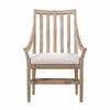 By the Bay Dining Chair in Weathered Pier