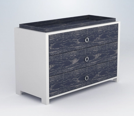 Cabana 3-Drawer Changer