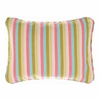 Cabana Stripe Boudoir Pillow