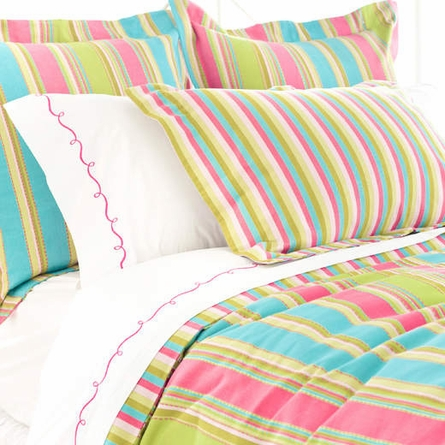 On Sale Cabana Stripe Euro Sham