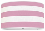Cabana Stripes Bubblegum Pink