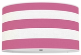 Cabana Stripes Hot Pink