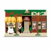 Cafe Hotel & Parfumerie Paint by Number Wall Mural