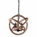 Caledonite Ceiling Lamp Twine