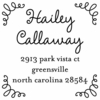 Callaway Personalized Self-Inking Stamp