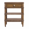 Calypso Drawer End Table