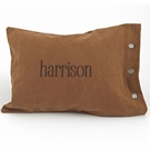 Cambridge Button Pillowcase