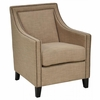 Camel Collina Club Chair