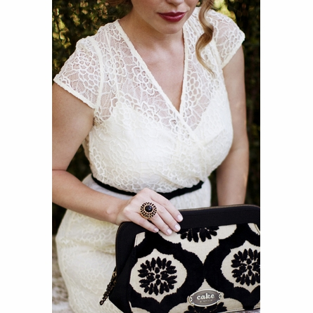 Cameo Clutch - Black Forest Cake