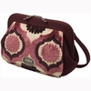 Cameo Clutch Diaper Bag - Plum Tart Cake