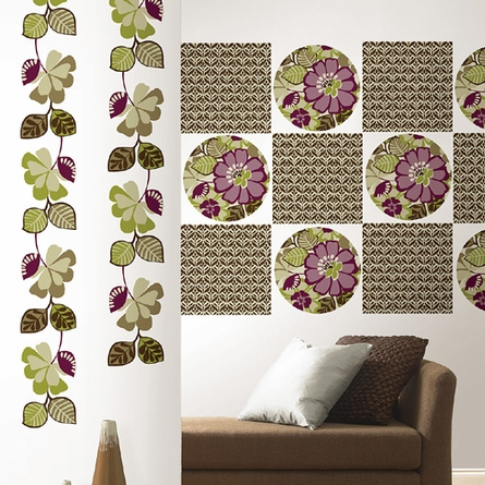 Cameroon Blox Wall Decals