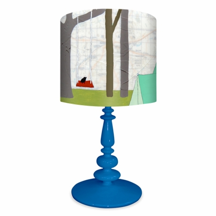 Camp USA Lamp