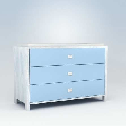 Campaign 3-Drawer Changer