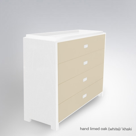 Campaign 4-Drawer Changer