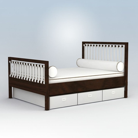 Campaign Youth Bed