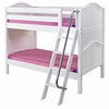 Campbell Curved Panel Low Bunk Bed