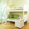Campbell Panel Low Bunk Bed