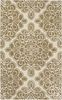 Candice Olson Gold Diamond Tile Rug