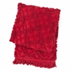 Candlewick Crimson Throw Blanket