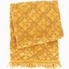 Candlewick Curry Throw Blanket