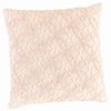 Candlewick Pale Rose Pillow