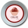Candy Personalized Melamine Bowl