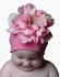 Candy Pink Peony Cotton Hat